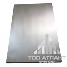 Лист нержавеющий 0.4 мм, AISI 304 (08Х18Н10)   2B (матовый)   0.4x1000x2000