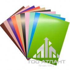 Лист оцинкованный  с полимерным покрытием матовый/глянец, толщина стали: 0,35 мм,  ширина рулона: 1,25/1 м, длина на заказ, до 3 метров