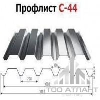 Профнастил окрашенный С44 (Гофра 44)
